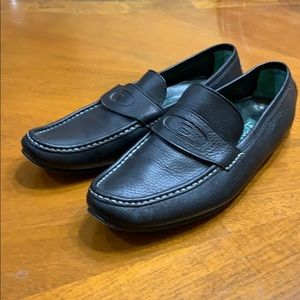 Vintage GUCCI Mr Porter Men's Loafers Size 42